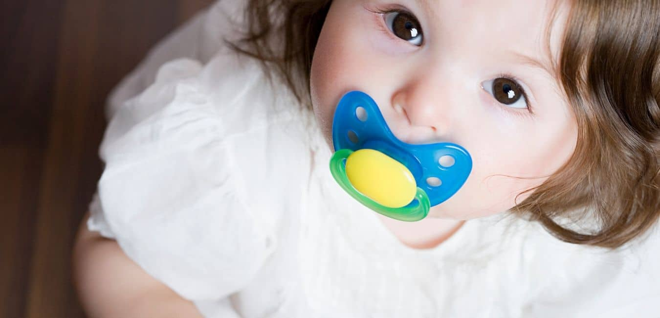 how to stop pacifier use