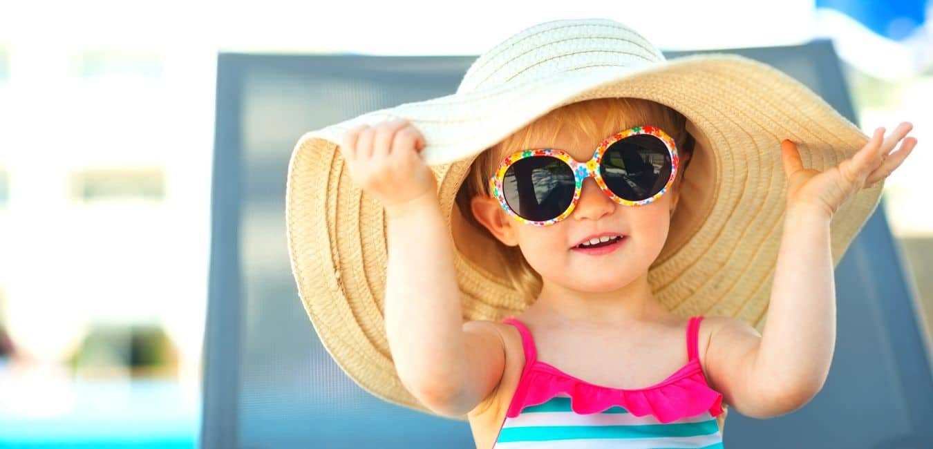 how to keep babies safe in the sun