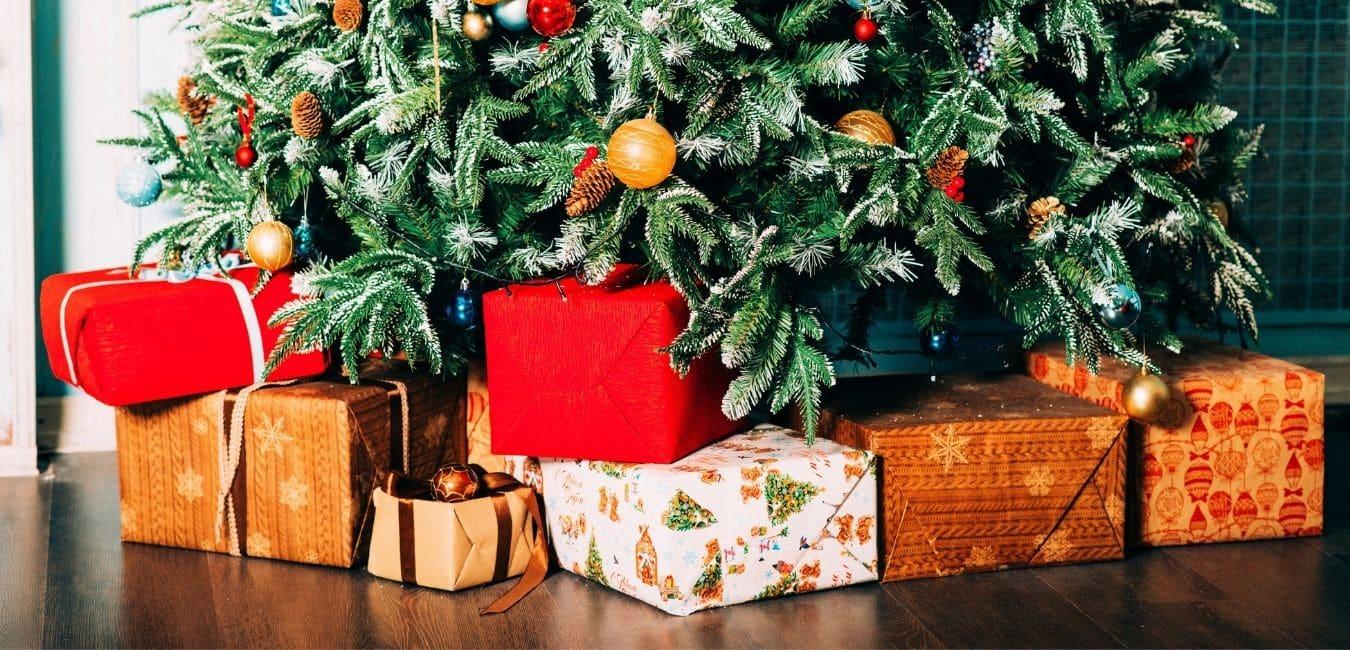 babyproof your christmas tree